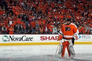 Stanley Cup Finals - Chicago Blackhawks v Philadelphia Flyers - Game Six
