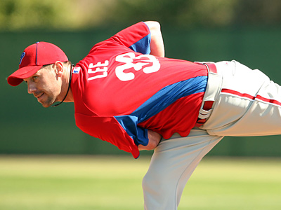 cliff lee phillies 2011. But the Phillies will get the