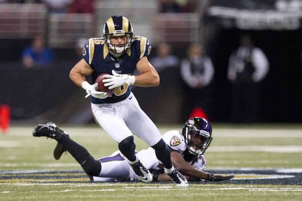 Report: Eagles Interested In Rams WR Danny Amendola ...