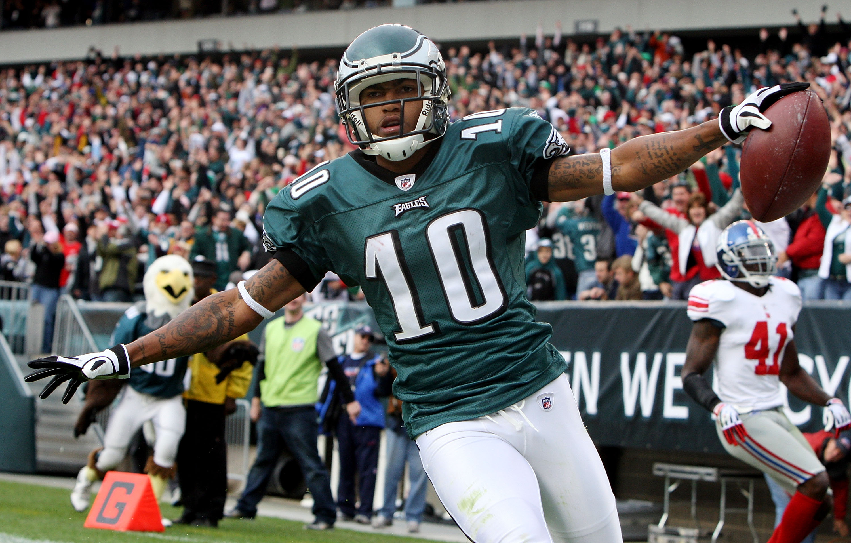 Eagles receiver DeSean Jackson