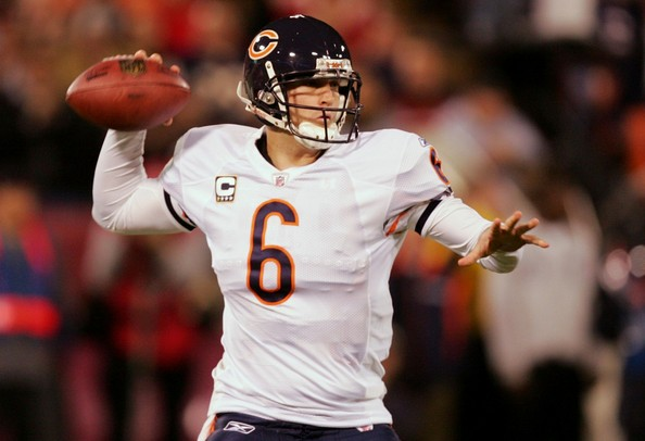 JayCutler1 5 Quarterbacks Most Likely to Get Injured in 2014