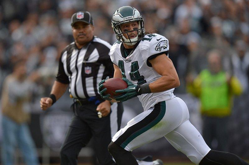 The Development Of the Nick Foles-Riley Cooper Connection ...