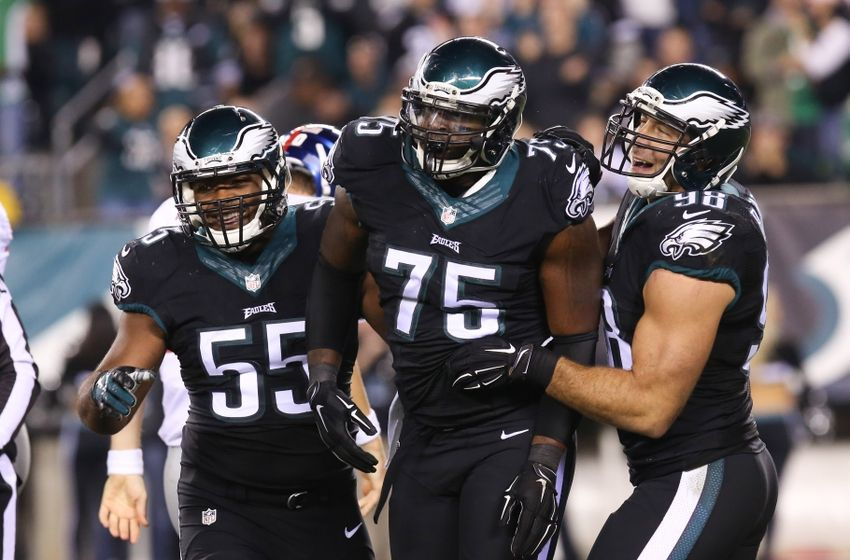 Image result for eagles defensive line