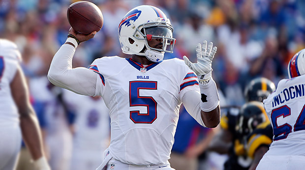 Bills QB Tyrod Taylor May Have Been The Answer For The Eagles