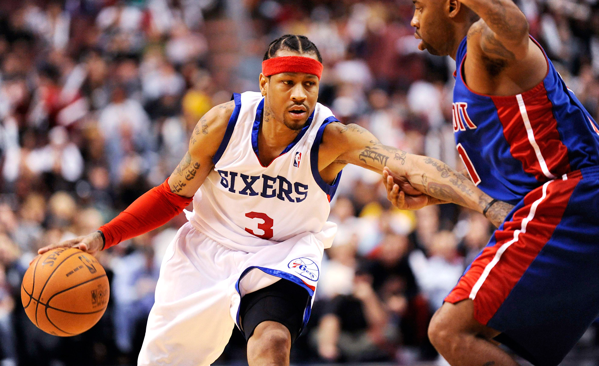 Allen Iverson Elected To Basketball Hall Fame GCOBB