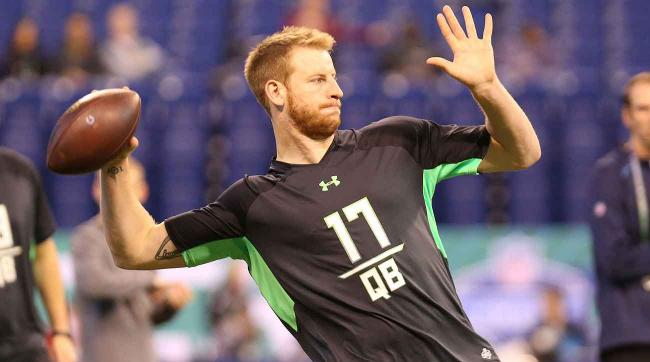 How Will Carson Wentz and Sam Bradford Interaction Play Out?