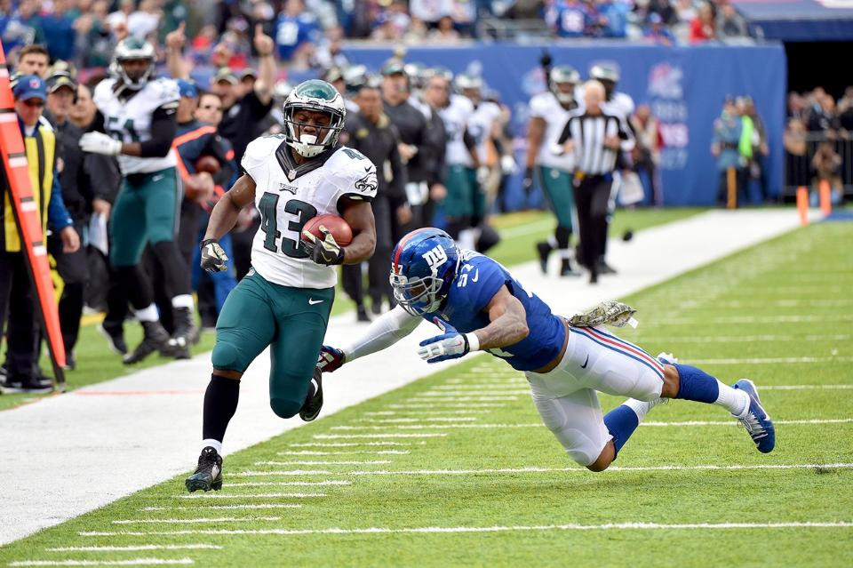 Running Back Remains Unsettled