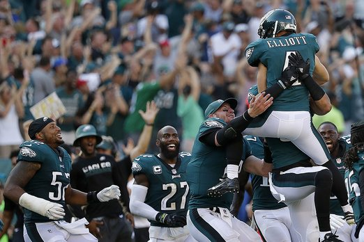 Thoughts From Eagles-Giants