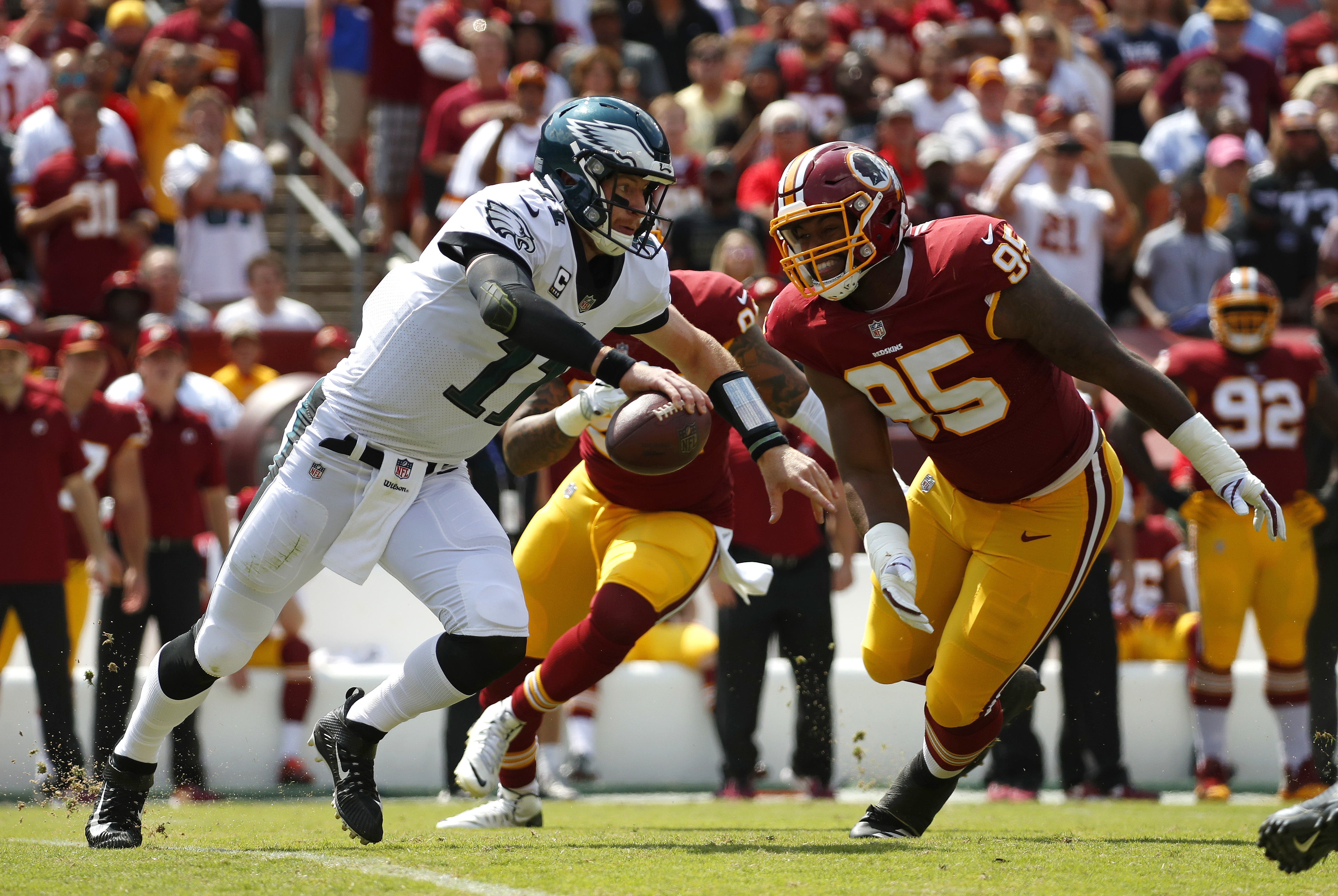 Thoughts From Eagles-Redskins