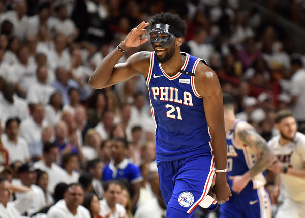 76ers beat the Heat to reach second round